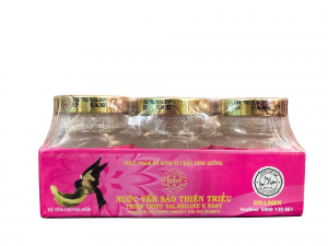 Lốc 6 hũ nước yến sào cao cấp Thiên Triều (Collagen) 70ml/hũ
